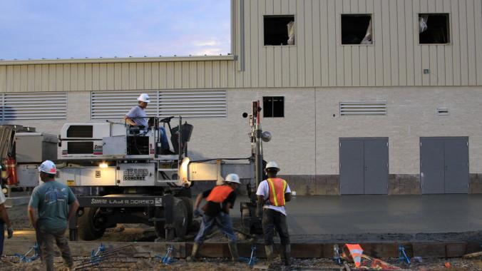 Tactical Equipment Maintenance Facility