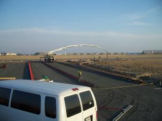 Elizabeth City Aviation Park Taxiway