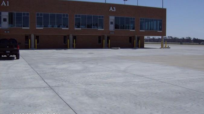 Airport Concourse Expansion