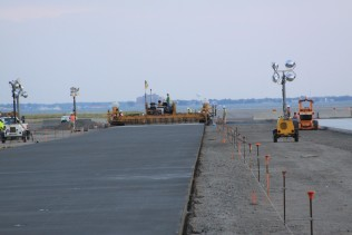 Taxiway Repair - Chambers Airfield